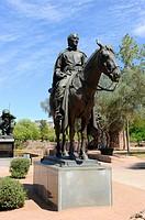 Statue of Eusebio Francisco Kino Phoenix Arizona