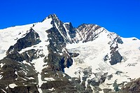 Grossglockner - 3798 m, National Park Hohe Tauern, Austria