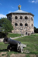 Sweden, Göteborg, Gothenburg, Skansen Kronan Tower,