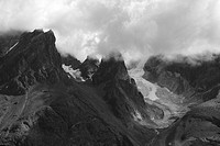 Photograph of Torres Del Paine in Patagonia Chile