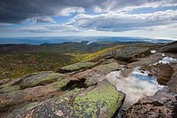 View from atop Cadillac Mountain (thumbnail)