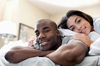 Couple in bed (thumbnail)