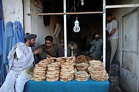 bakkery shop in herat, Afghanistan