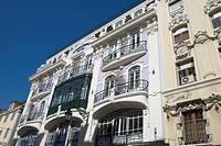 Hotel Internacional, Rua Augusta, Baixa quarter, Lisbon, Portugal