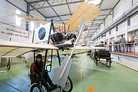 historic aircraft, Luftfahrtmuseum, Aviation Museum Laatzen, Lower Saxony, Germany