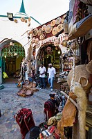 Shop in the Medina, Old Town, Tripoli, Libya, Africa