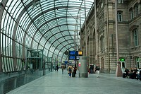 Train Station, Strasbourg, France