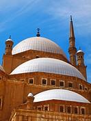 Sultan Mohamed Ali Mosque, Citadel  Cairo, Egypt