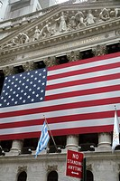 United States, New York, Wall Street, stock exchange