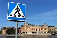 Sweden, Stockholm, Rosenbad, seat of government
