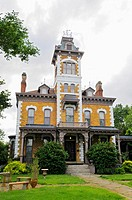 Lebold Mansion Abilene Kansas