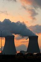 Nuclear Power station, Antwerp Belgium