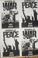 Anti_war posters, California
