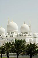 Abu Dhabi, Sheikh Zayed Mosque