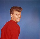 Bobby Rydell in publicity portrait, 1959_61