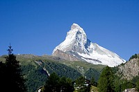 Matterhorn, Swiss Alps, Switzerland