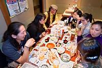 Sakura Suissan restaurant  Nisinipori 5-38-1 Arakawa-ku  Tel 03-3819-6096 Tokyo city, Japan, Asia