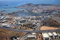 GESA (Gas y Electricidad SA) Power Station, Ibiza, Balearic Islands, Spain