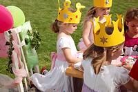 princess children party