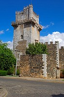 Beja, Castle, Alentejo, Portugal, Europe