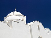 Greek Orthodox Church Kampos Patmos Greece
