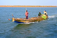 Senegal _ Saint_Louis region _ Senegal river