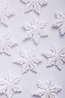 snowflake decorations, edmonton, alberta, canada