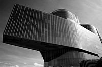 Edificio de Gas Natural, Enric Miralles & Benedetta Tagliabue, Barcelona, Catalunya, España