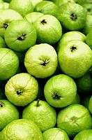 Close_up of guavas