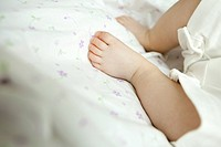 Infant's foot