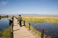 Inle Lake. Myanmar