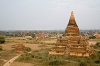 Bagan. Myanmar
