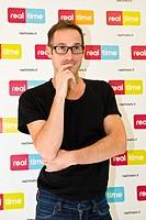 01 09 2010, Villa Necchi - Milano, Conferenza stampa Real time, nella foto Roberto Ruspoli della trasmissione televisiva ´Cortesie per gli ospiti´