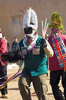 The Matachines dances which are preformed by both Pueblo Indians and Hispanos of New Mexico are of obscure orgin  The dance traces its origin back to ...