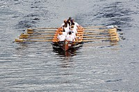 rowing team in Kainuun soutu Sotkamo Kainuu Finland