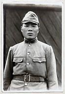 conscript japanese soldier