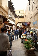 Dar El-Magana, Casa del Reloj, Rue Talaa Kbira, Fez El-Bali, Fes, Morocco.