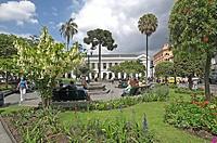 Ecuador, Quito, Pichincha, Independence Square ...