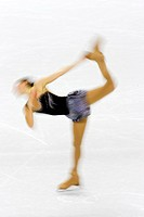 Female figure skater                                                                                                                                  ...