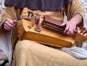 -Medieval Instrument- Austria.