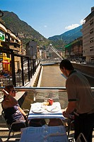 Andorra la Vella  ANDORRA.