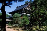 SOYUJI TEMPLE _ TAKAYAMA, JAPAN