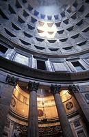 Italy, Rome. Pantheon