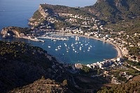 Port de Soller, Mallorca, Balearic Islands, Spain