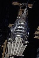 USA, New York, New York City, Chrysler Building