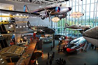 Air and Space Museum Atrium