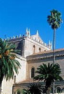 Italy, Sicily, Palermo, Monreale monastery