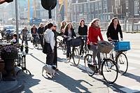 Streetscene, Amsterdam, Netherlands