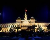 Vietnam, Hochiminville city hall