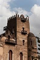Africa, Ethiopia, Gondar, Fasilada´s palace